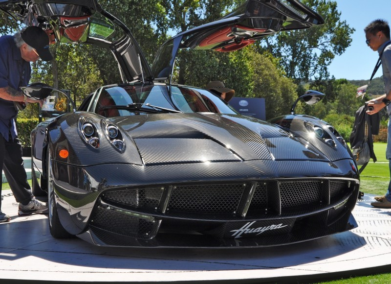 Car-Revs-Daily.com 2015 PAGANI Huayra 43