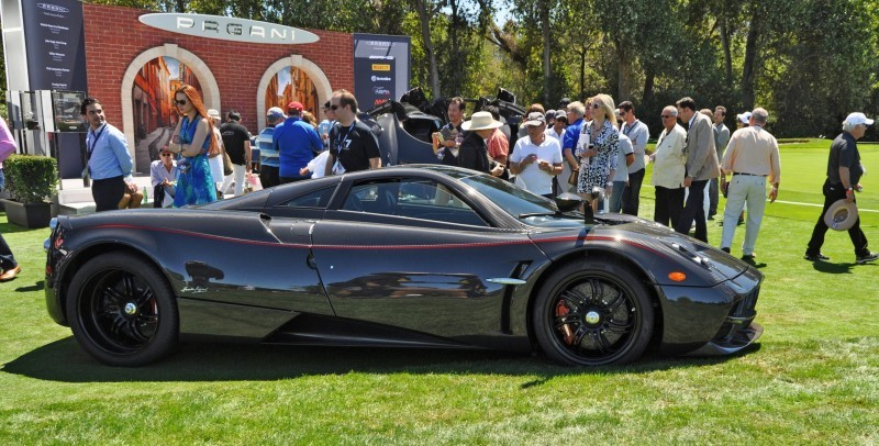 Car-Revs-Daily.com 2015 PAGANI Huayra 8