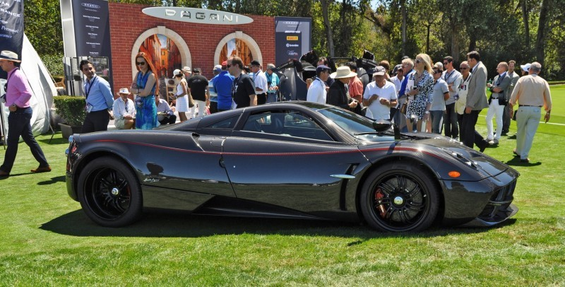 Car-Revs-Daily.com 2015 PAGANI Huayra 9