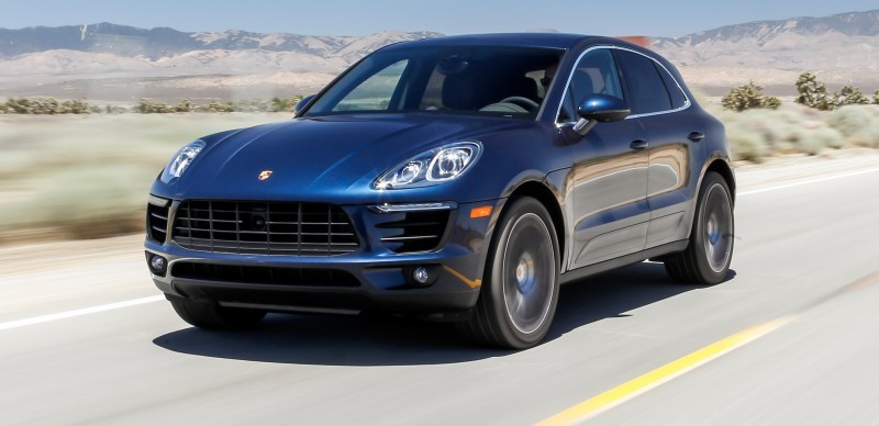 Car-Revs-Daily.com 2015 Porsche MACAN USA 11