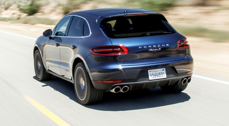 Car-Revs-Daily.com 2015 Porsche MACAN USA 12
