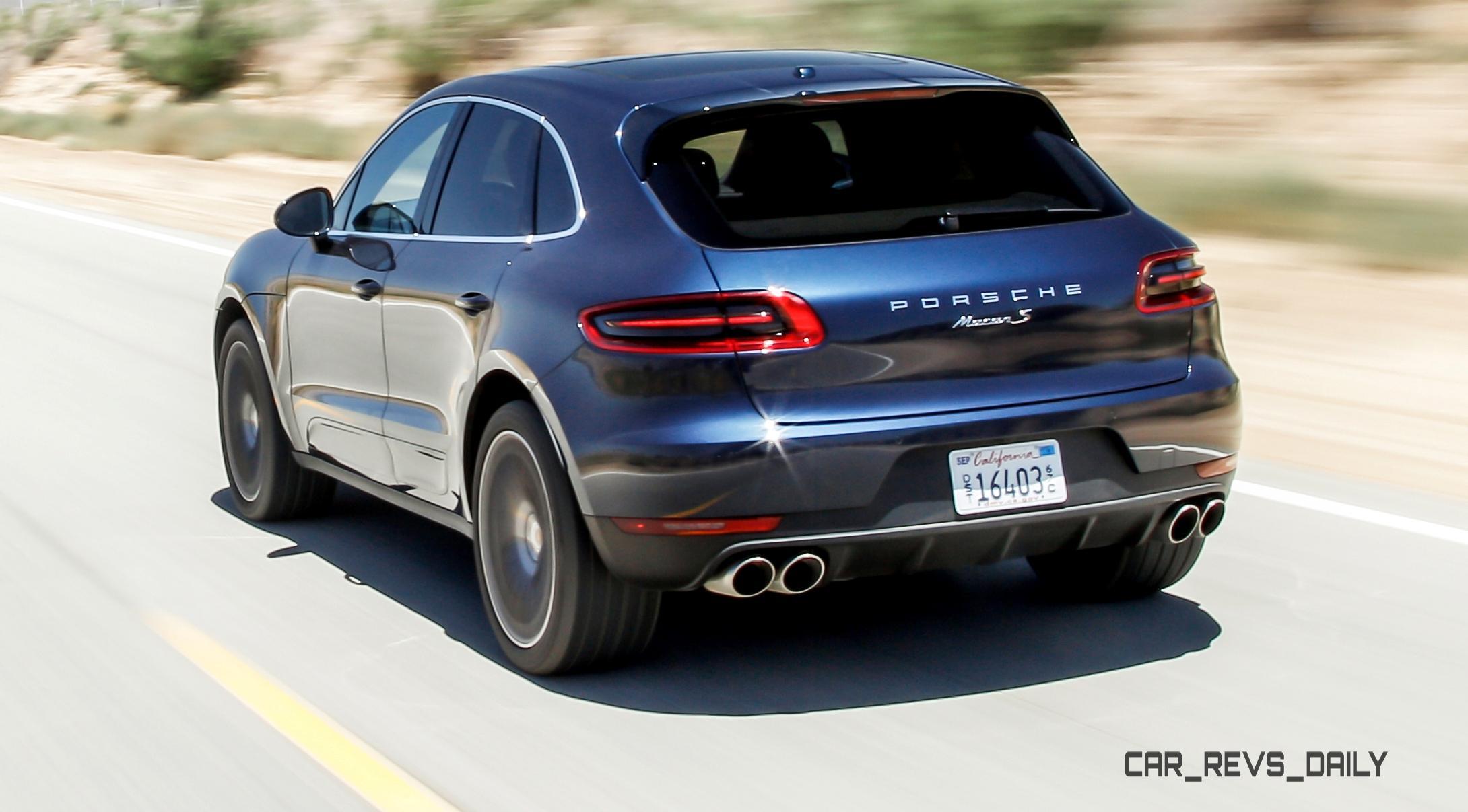 Car,Revs,Daily.com 2015 Porsche MACAN USA 12