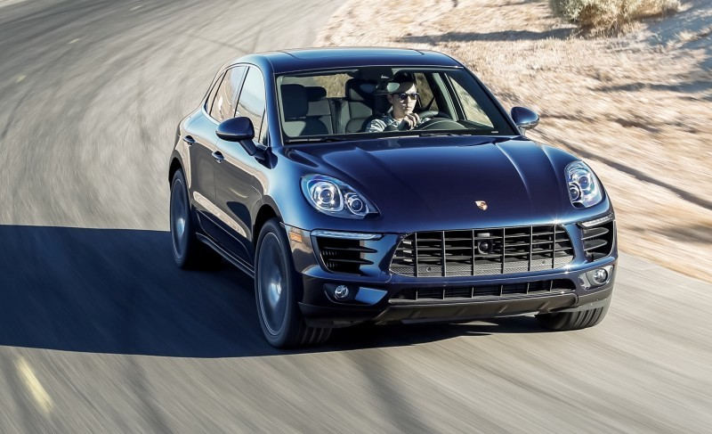 Car-Revs-Daily.com 2015 Porsche MACAN USA 16