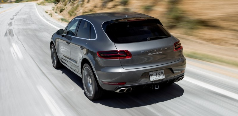 Car-Revs-Daily.com 2015 Porsche MACAN USA 24