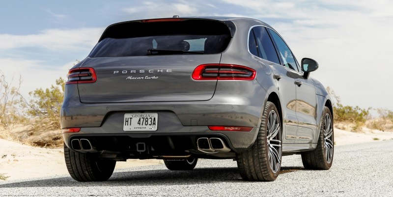 Car-Revs-Daily.com 2015 Porsche MACAN USA 31