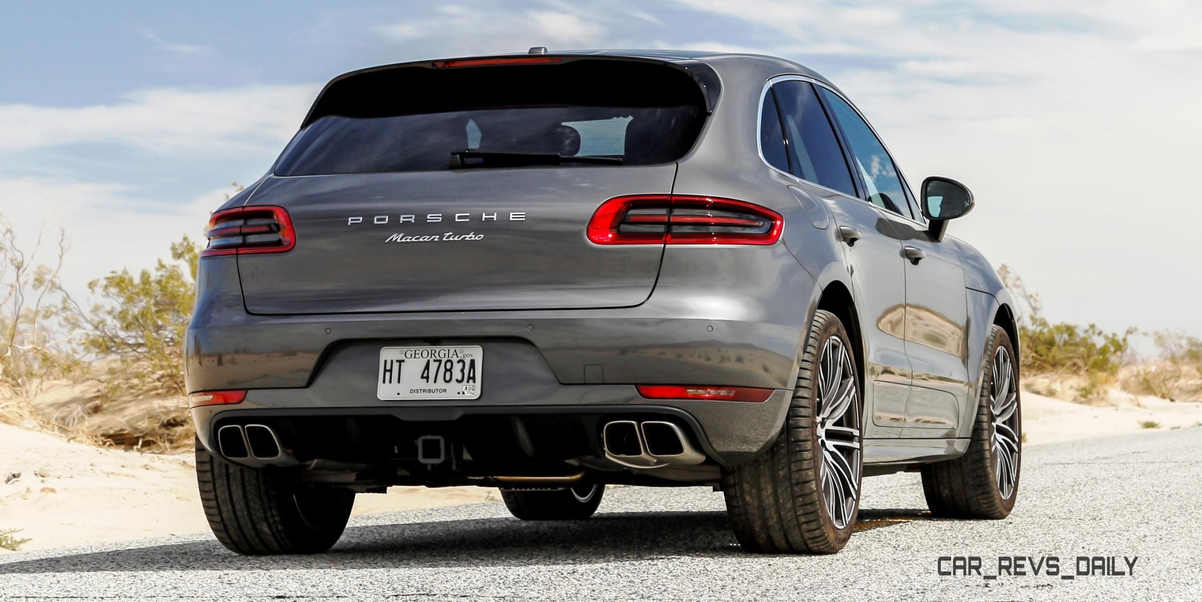Car,Revs,Daily.com 2015 Porsche MACAN USA 31