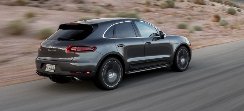 Car-Revs-Daily.com 2015 Porsche MACAN USA 34