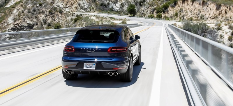 Car-Revs-Daily.com 2015 Porsche MACAN USA 6