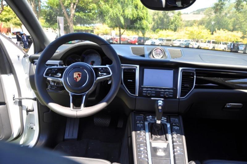 Car-Revs-Daily.com 2015 Porsche Macan S 104