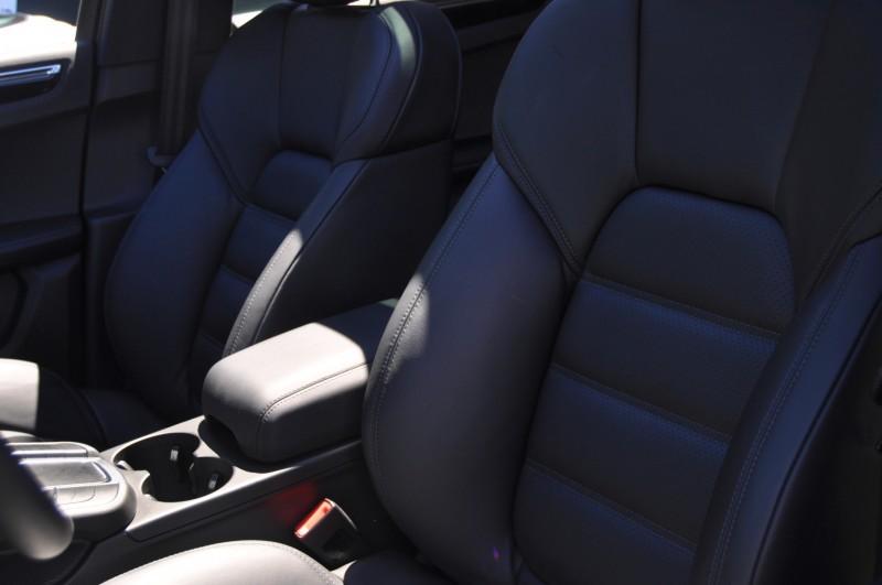 Car-Revs-Daily.com 2015 Porsche Macan S 107