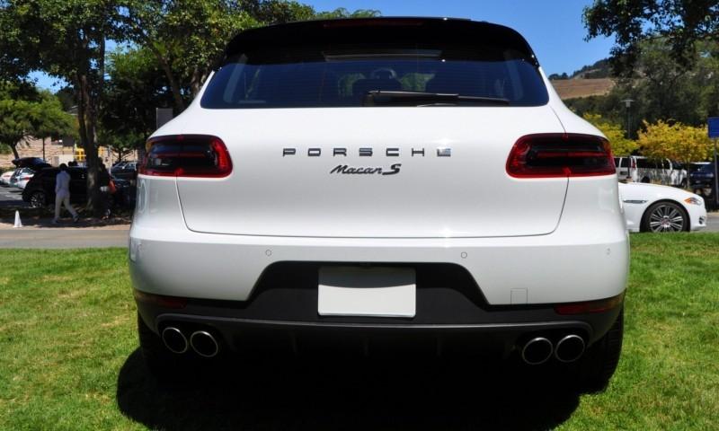 Car-Revs-Daily.com 2015 Porsche Macan S 66