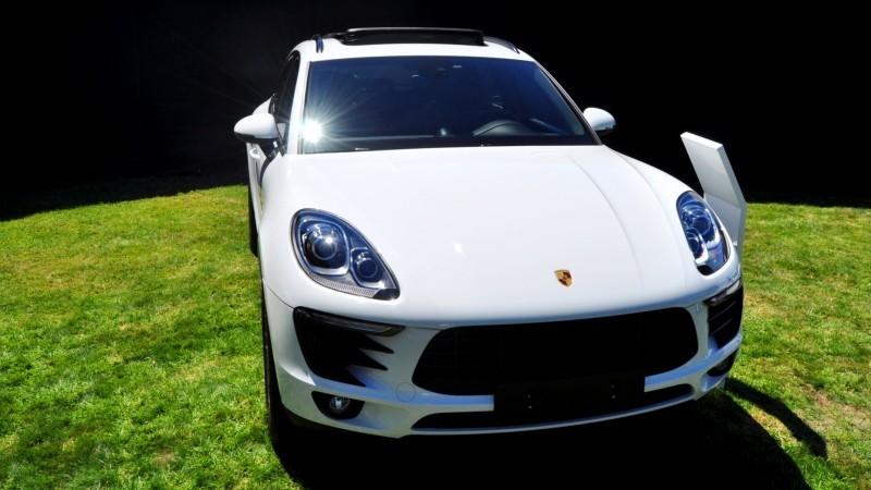 Car-Revs-Daily.com 2015 Porsche Macan S 85