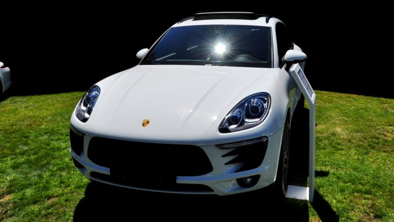 Car-Revs-Daily.com 2015 Porsche Macan S 89