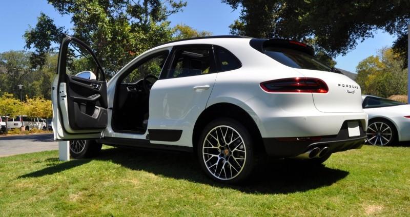Car-Revs-Daily.com 2015 Porsche Macan S 94