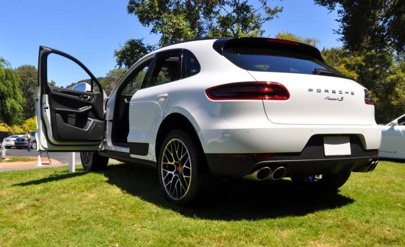 Car-Revs-Daily.com 2015 Porsche Macan S 97