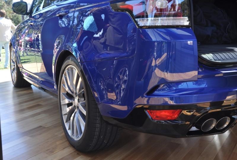 Car-Revs-Daily.com 2015 Range Rover Sport SVR 11