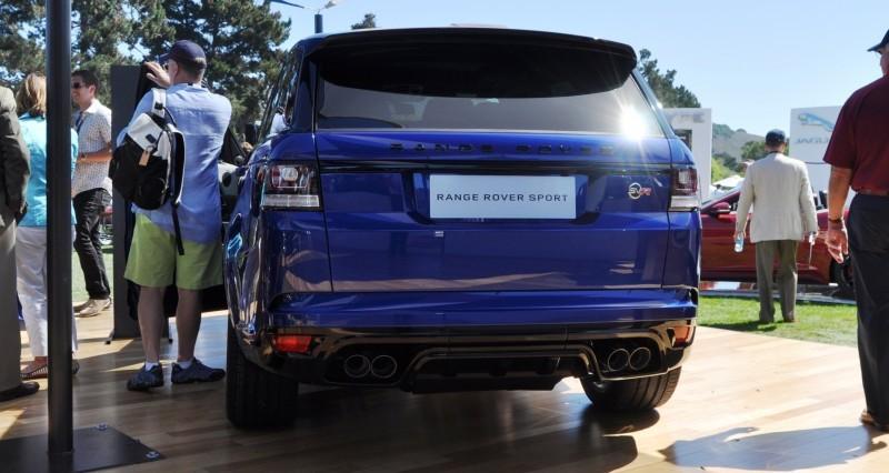 Car-Revs-Daily.com 2015 Range Rover Sport SVR 12