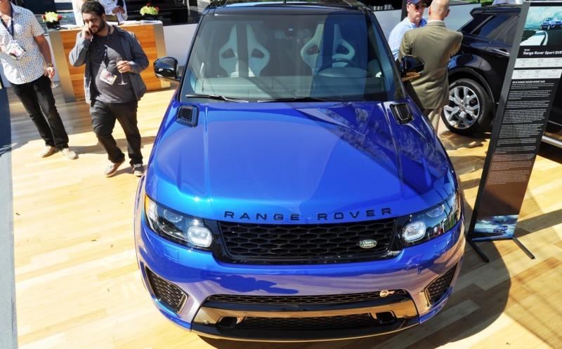 Car-Revs-Daily.com 2015 Range Rover Sport SVR 19