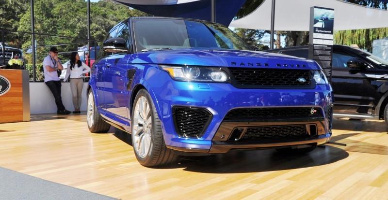 Car-Revs-Daily.com 2015 Range Rover Sport SVR 2