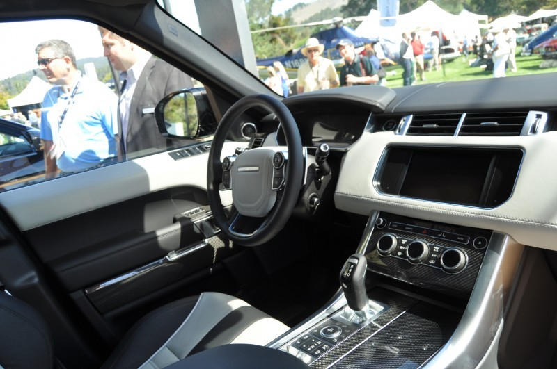 Car-Revs-Daily.com 2015 Range Rover Sport SVR 7