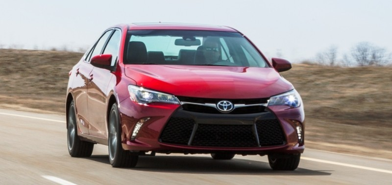 Car-Revs-Daily.com 2015 Toyota Camry Redesign Delivers Greater Chassis Strength, Wider Stance and More LED Style 31