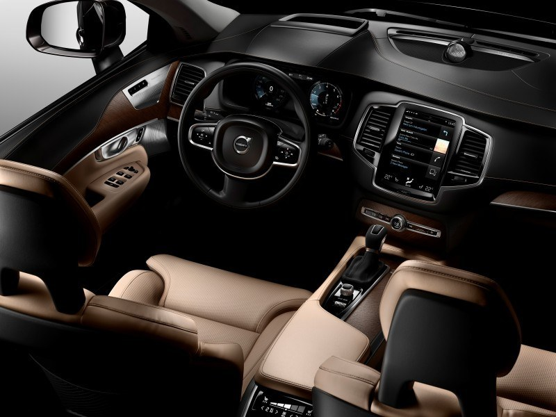 Car-Revs-Daily.com 2015 VOLVO XC90 World Premiere 36