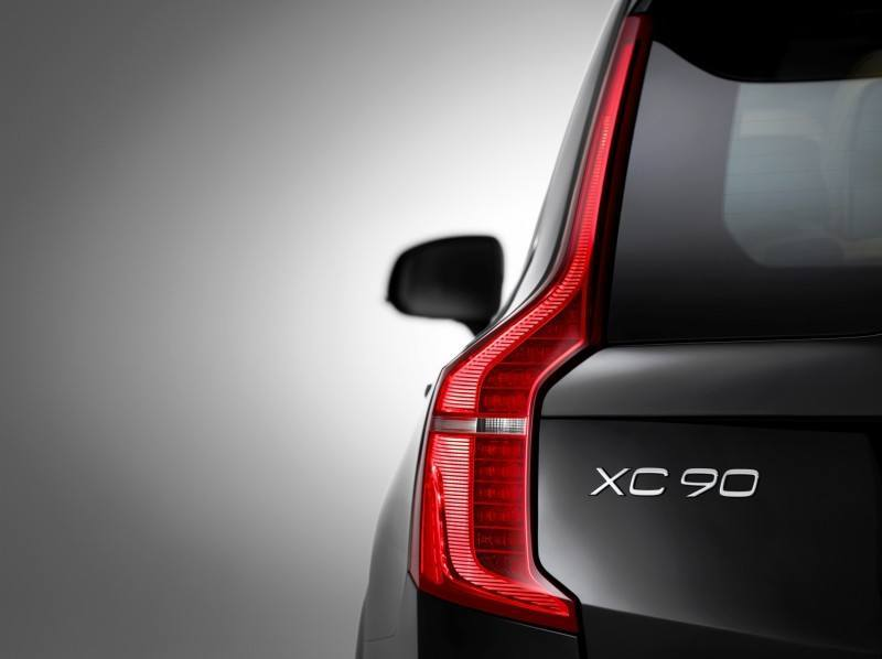 Car-Revs-Daily.com 2015 VOLVO XC90 World Premiere 5