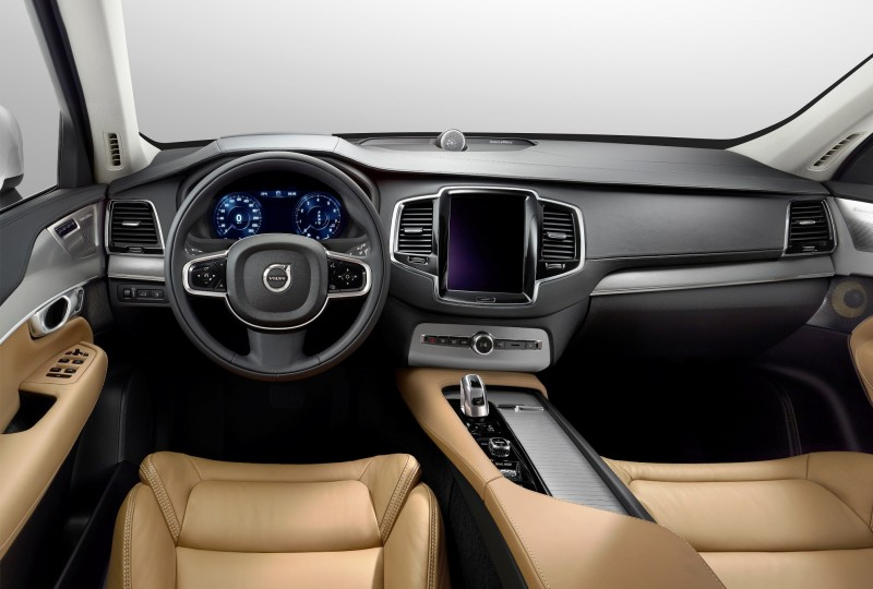 Car-Revs-Daily.com 2015 VOLVO XC90 World Premiere 56