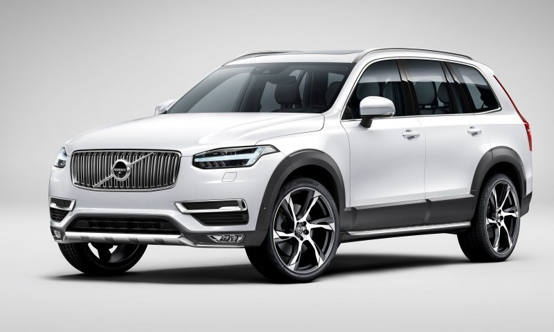 Car-Revs-Daily.com 2015 VOLVO XC90 World Premiere 70