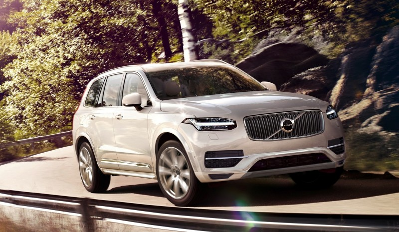Car-Revs-Daily.com 2015 VOLVO XC90 World Premiere 80