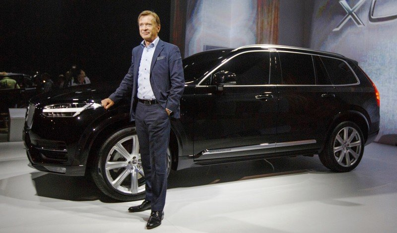 Car-Revs-Daily.com 2015 VOLVO XC90 World Premiere 81