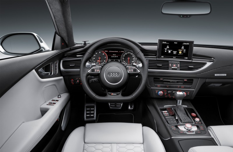 Car-Revs-Daily.com 2016 Audi RS7 13
