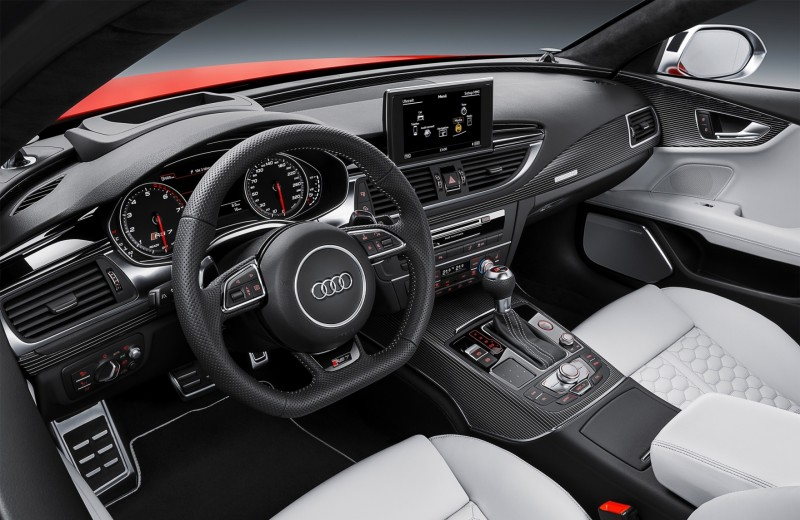 Car-Revs-Daily.com 2016 Audi RS7 15