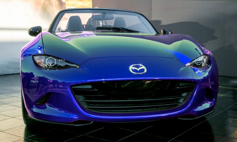 Car-Revs-Daily.com 2016 Mazda MX-5 Colorizer Shows Roadster Look In 26 New Paints 11