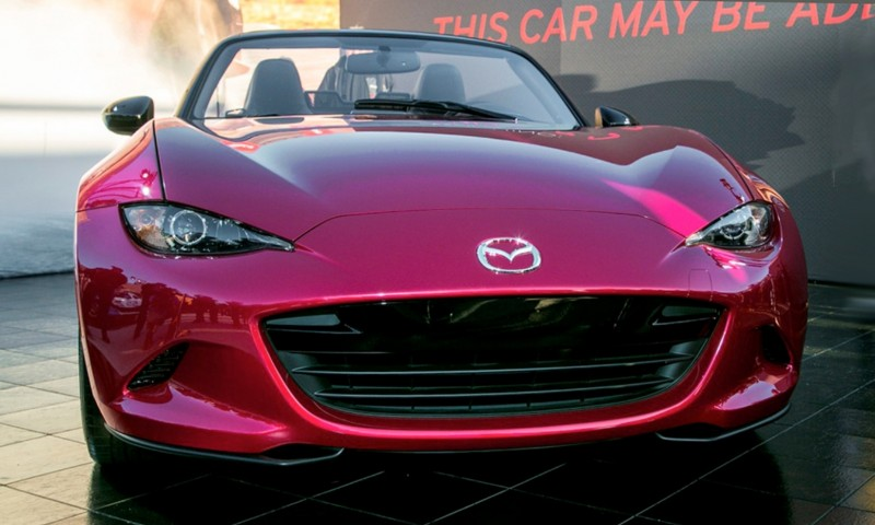 Car-Revs-Daily.com 2016 Mazda MX-5 Colorizer Shows Roadster Look In 26 New Paints 12