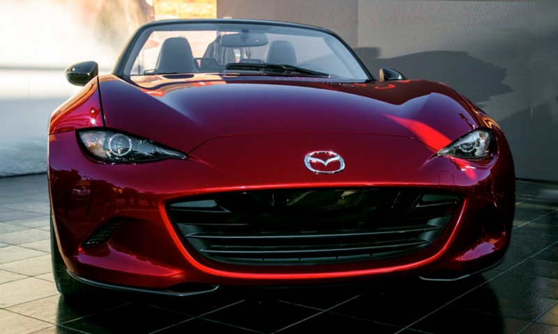 Car-Revs-Daily.com 2016 Mazda MX-5 Colorizer Shows Roadster Look In 26 New Paints 13