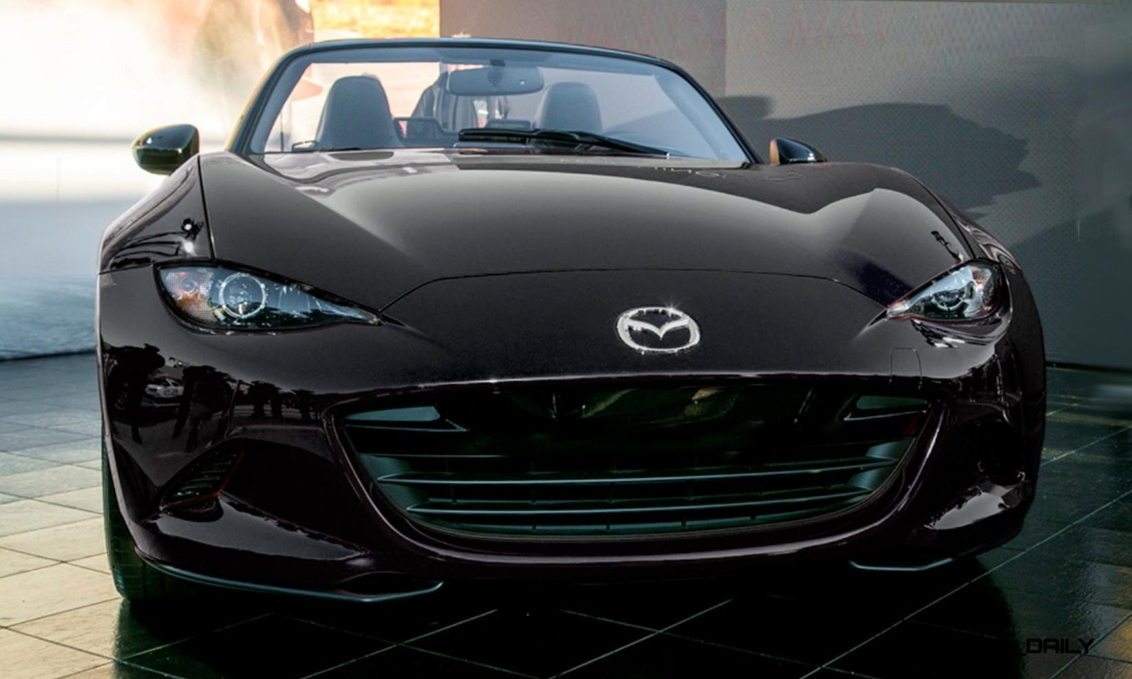 2016 mazda mx 5 colorizer shows roadster look in 26 new paints. Black Bedroom Furniture Sets. Home Design Ideas