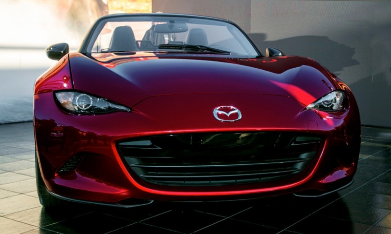 Car-Revs-Daily.com 2016 Mazda MX-5 Colorizer Shows Roadster Look In 26 New Paints 15