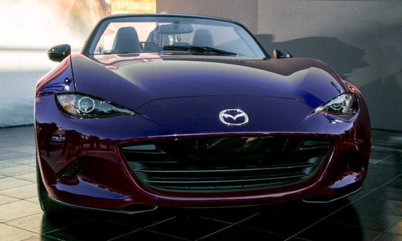 Car-Revs-Daily.com 2016 Mazda MX-5 Colorizer Shows Roadster Look In 26 New Paints 16