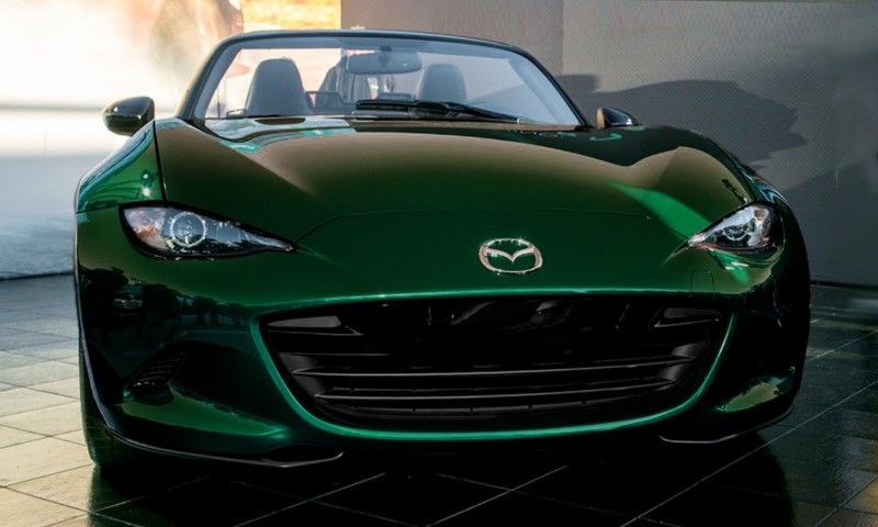 Car-Revs-Daily.com 2016 Mazda MX-5 Colorizer Shows Roadster Look In 26 New Paints 18