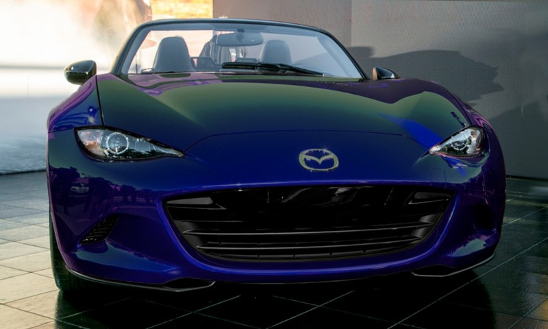 Car-Revs-Daily.com 2016 Mazda MX-5 Colorizer Shows Roadster Look In 26 New Paints 19