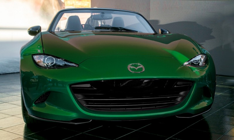 Car-Revs-Daily.com 2016 Mazda MX-5 Colorizer Shows Roadster Look In 26 New Paints 20