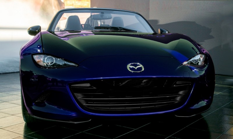 Car-Revs-Daily.com 2016 Mazda MX-5 Colorizer Shows Roadster Look In 26 New Paints 21