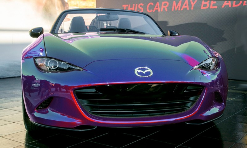Car-Revs-Daily.com 2016 Mazda MX-5 Colorizer Shows Roadster Look In 26 New Paints 22