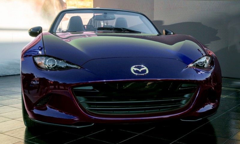 Car-Revs-Daily.com 2016 Mazda MX-5 Colorizer Shows Roadster Look In 26 New Paints 23