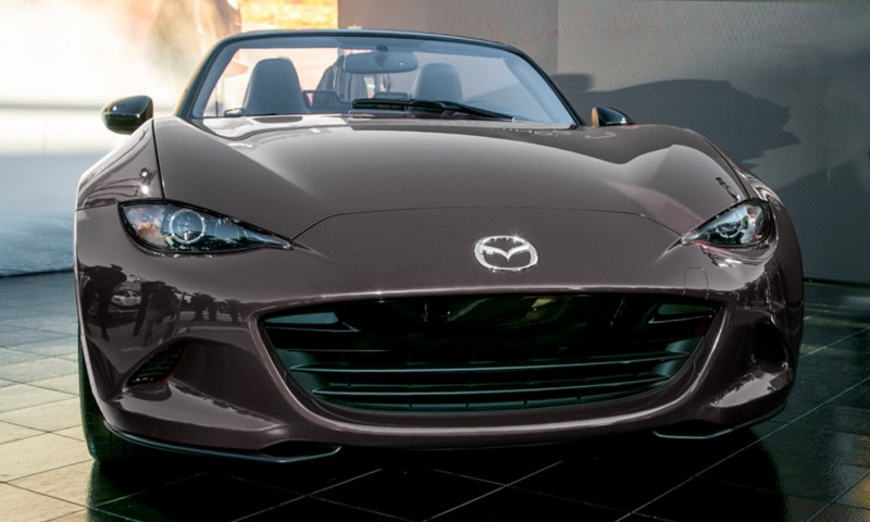 Car-Revs-Daily.com 2016 Mazda MX-5 Colorizer Shows Roadster Look In 26 New Paints 25
