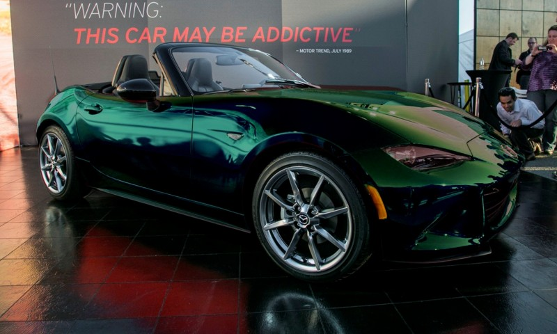 Car-Revs-Daily.com 2016 Mazda MX-5 Colorizer Shows Roadster Look In 26 New Paints 3