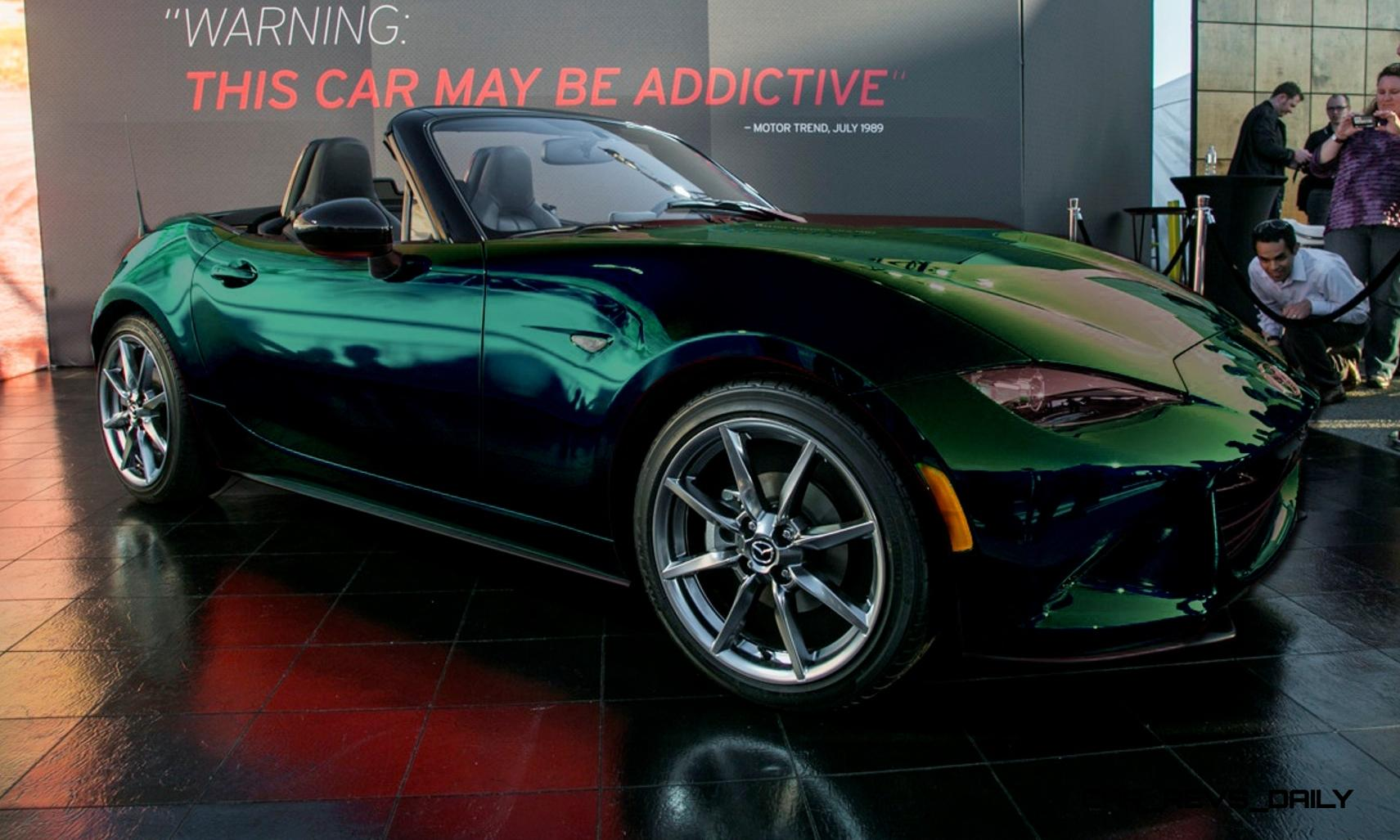 2016 mazda mx 5 colorizer shows roadster look in 26 new paints for New paint car
