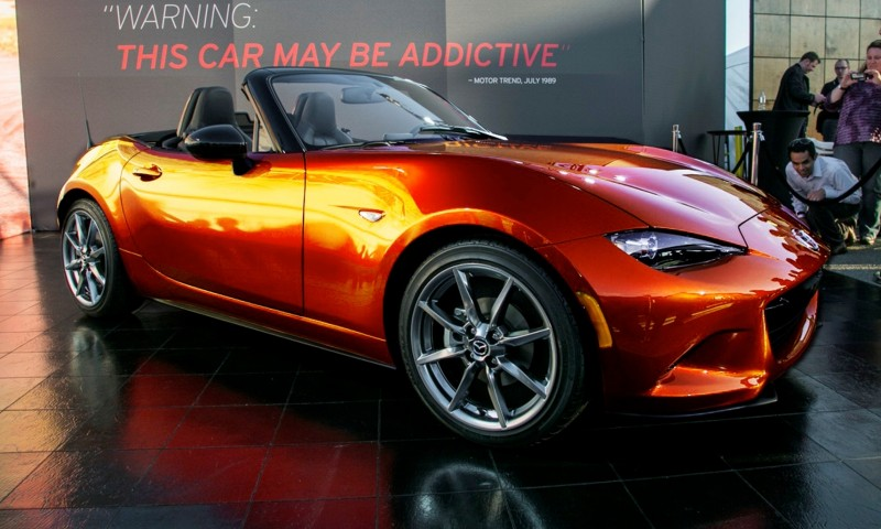 Car-Revs-Daily.com 2016 Mazda MX-5 Colorizer Shows Roadster Look In 26 New Paints 7