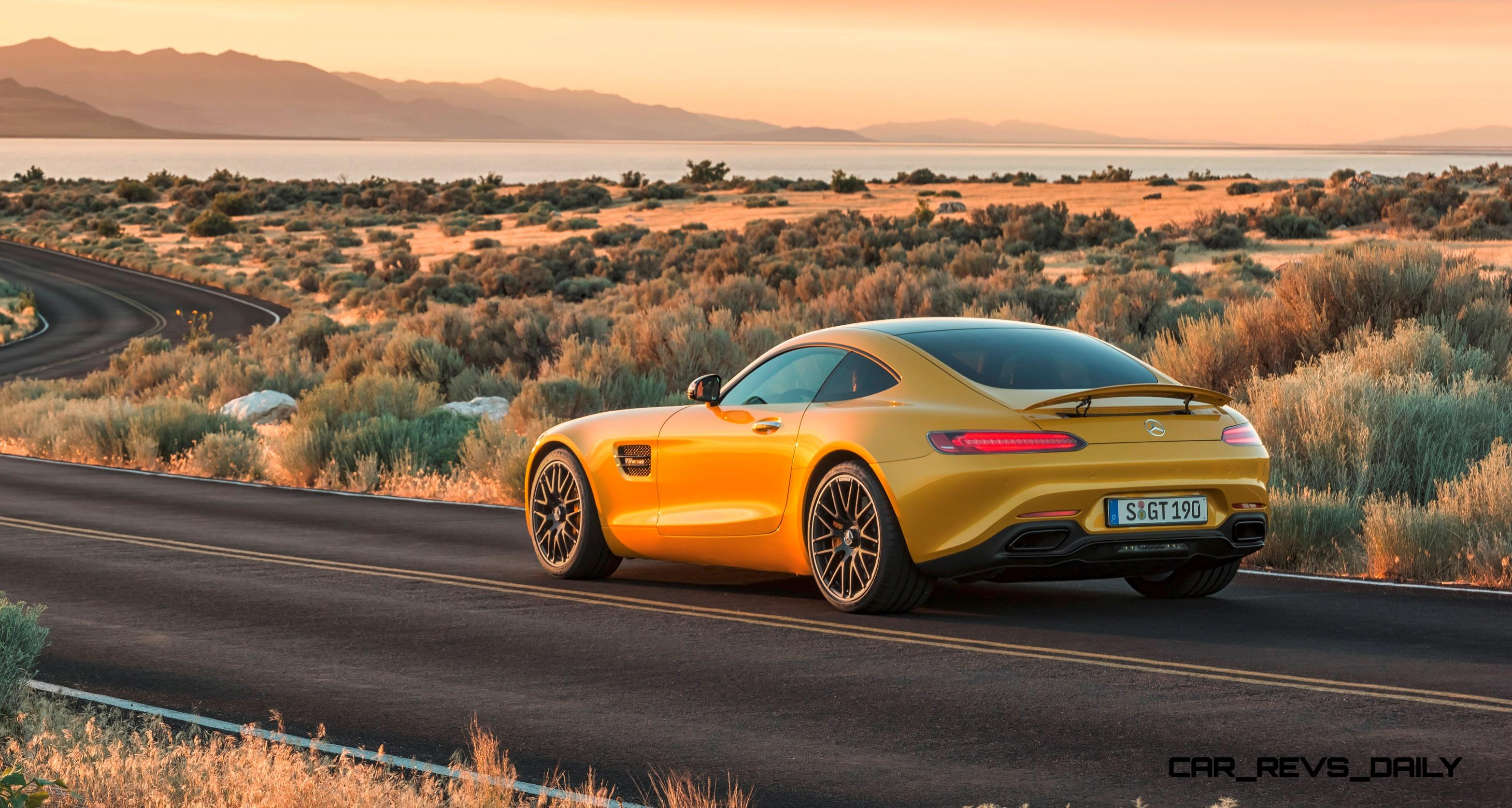 2016 mercedes benz amg gt s brings 503hp alloy chassis arriving to usa in spring 2015. Black Bedroom Furniture Sets. Home Design Ideas